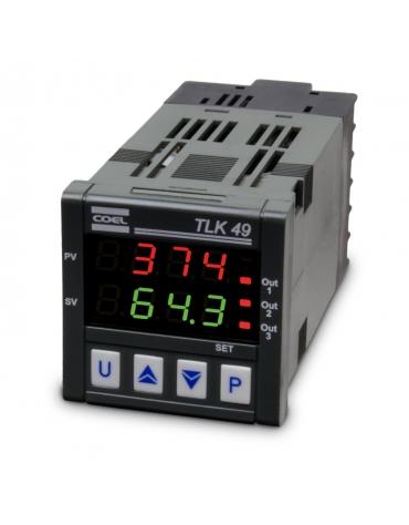 Control de temperatura 1/16 din TLK49LORR