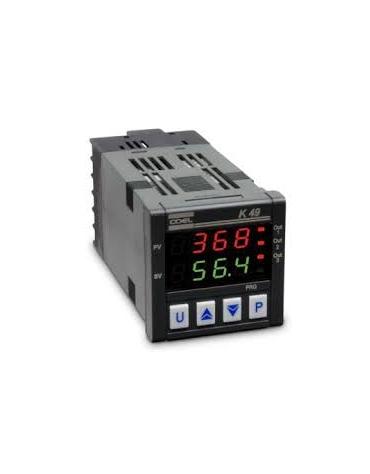 Control de temperatura 1/16 din K49PHCORR